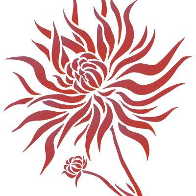 chrysanthemum-stencil-3b