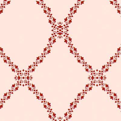 damask-latticework-stencil