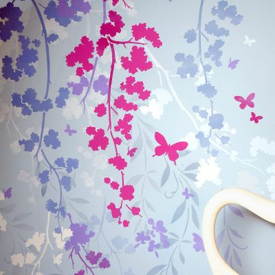 falling-blossom-stencil