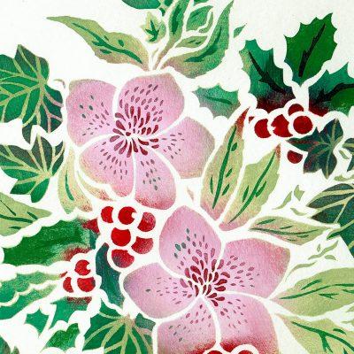 hellebore-ivy-stencil