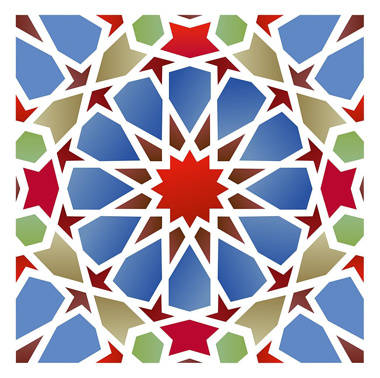 moroccan shapes templates - morrocan stencils with morrocan stencils latest decorate