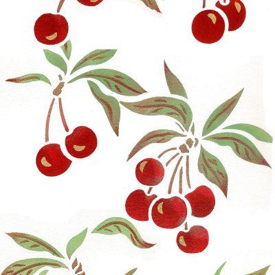 sweet-cherries-stencil