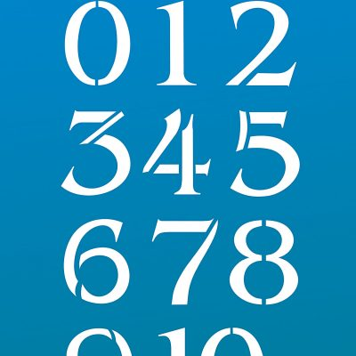 large-numbers-stencil