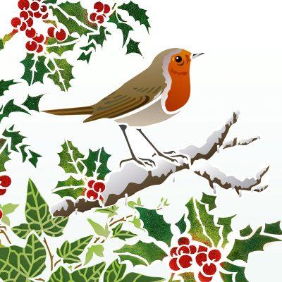 Seasonal Stencils