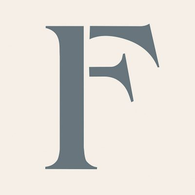 capital letter f